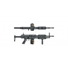 Ares Knights Stoner 96 LMG - Just Cause Airsoft